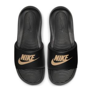 Victori One Slide  slippers zwart/goud