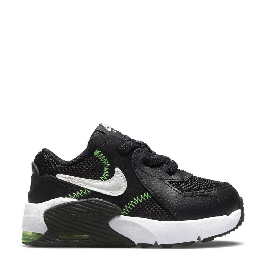 Nike Air Max Excee sneakers zwart/wit/geel, Zwart/wit/geel