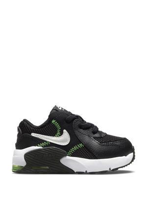 Air Max Excee sneakers zwart/wit/geel