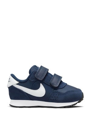 MD Valiant  sneakers donkerblauw/wit