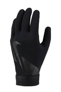 Nike Senior  veld voetbalhandschoenen Academy Hyperwarm zwart, Zwart