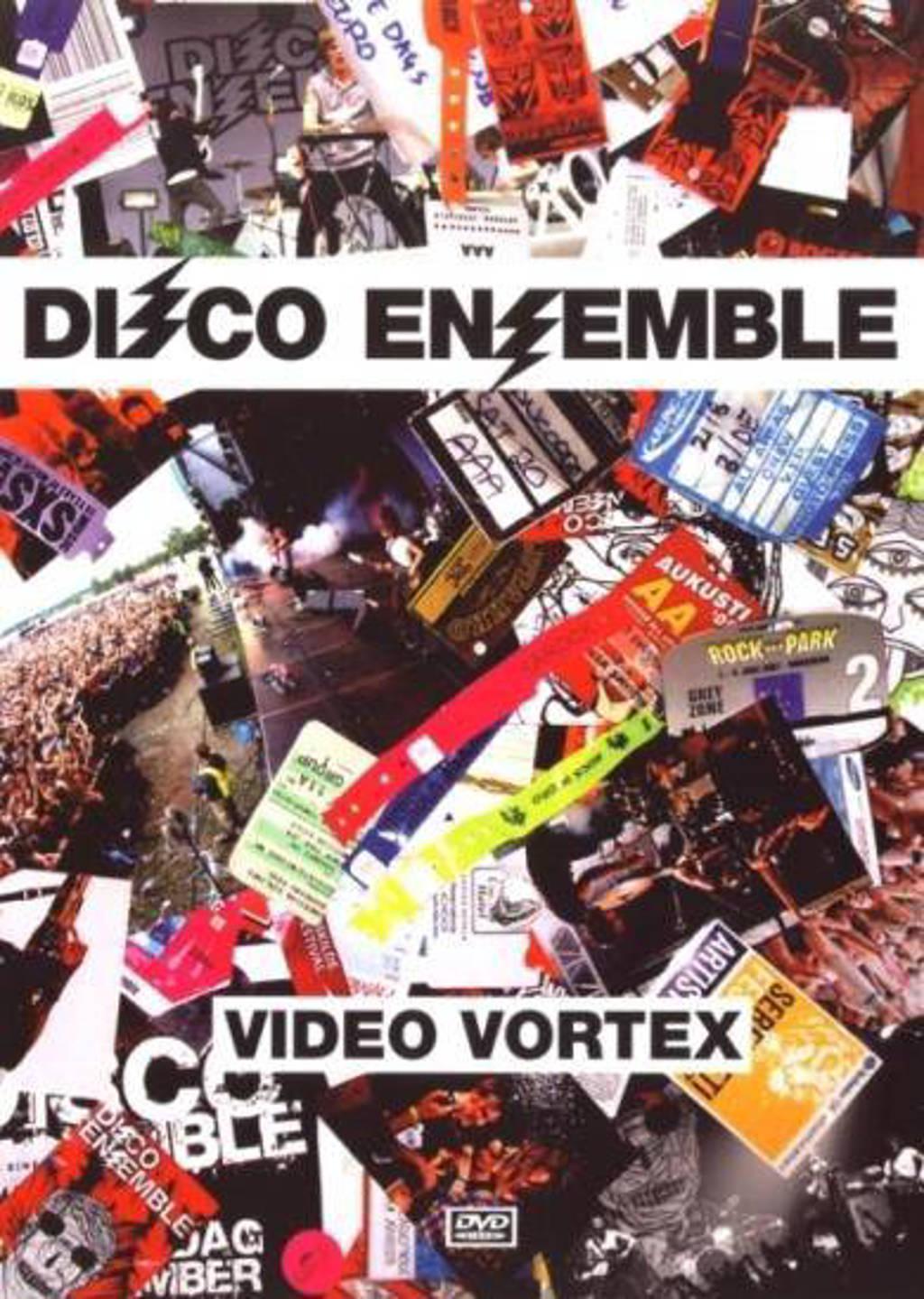 Disco Ensemble - Video Vortex (DVD)