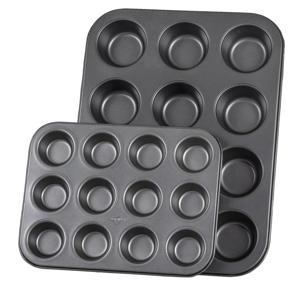 muffinvorm (set van 2)