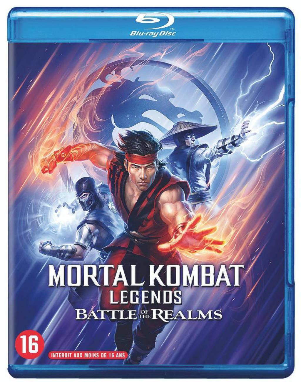 Mortal Kombat - Battle of the Realms (Blu-ray)