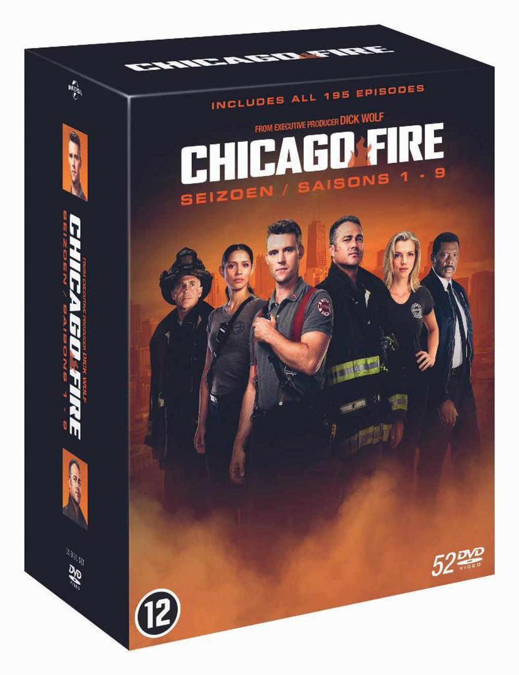 Chicago Fire - Seizoen 1 - 9 (DVD)