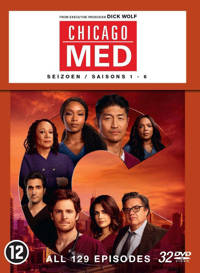 Chicago Med - Seizoen 1 - 6 (DVD)