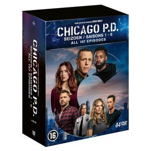 Chicago PD - Seizoen 1 - 8 (DVD)
