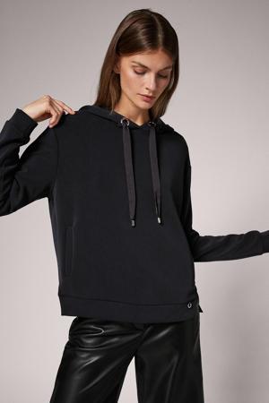 sweater met modal softblack