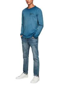 Q/S designed by longsleeve lichtblauw, Lichtblauw