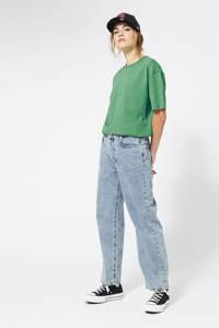 America Today Oversized T-shirt Elva groen, Groen