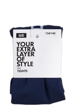 panty 60 denier - set van 2 donkerblauw/zwart
