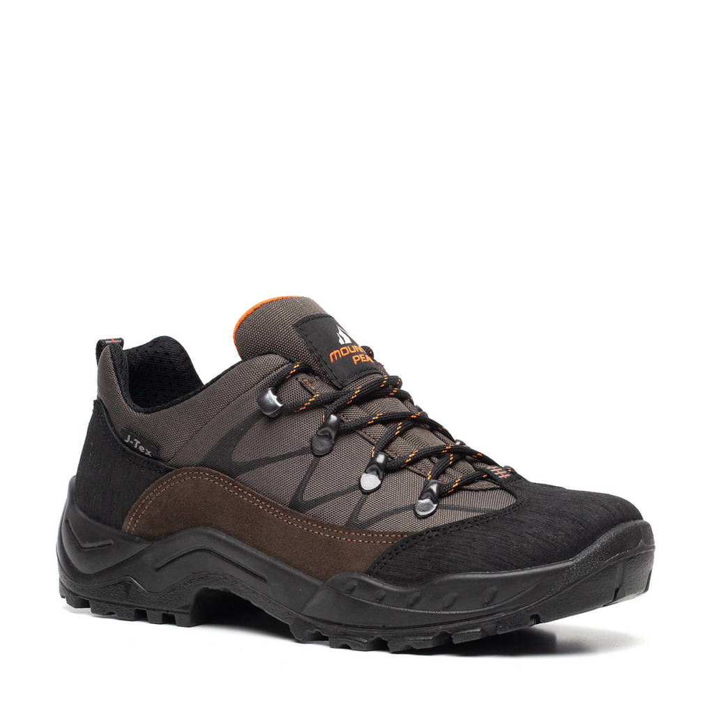 Scapino Mountain Peak   wandelschoenen bruin/grijs/zwart