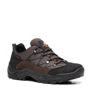 wandelschoenen bruin/grijs/zwart