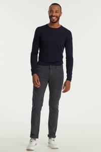 PME Legend regular straight fit jeans Nightfight grijs, Grijs