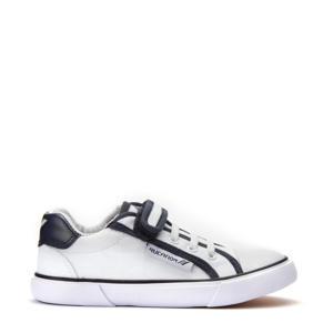 gymschoenen wit/donkerblauw kids