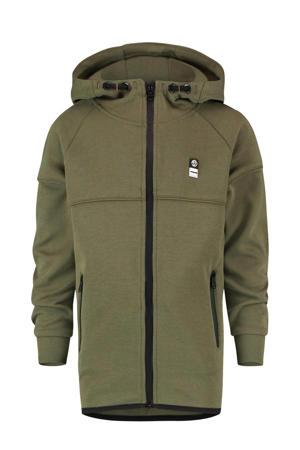 vest army groen