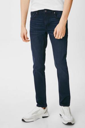 skinny jeans blueblack