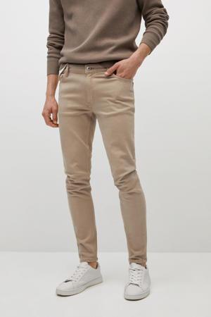 skinny jeans lichtbeige