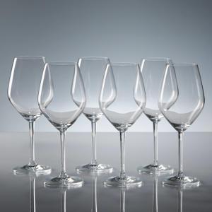 wijnglas rood lilly (set van 6)