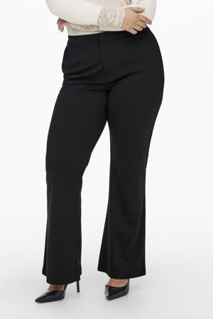 flared pantalon CARROCK zwart