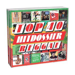 Various - Top 40 Hitdossier - Reggae (CD)