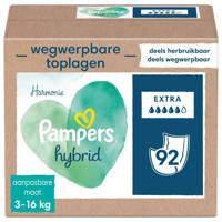 Pampers Harmonie Hybrid wasbare luier - 92 absorberende wegwerpbare toplagen