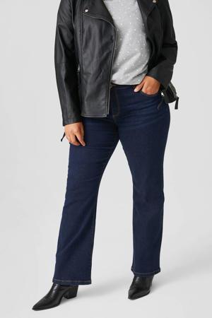 bootcut jeans rinsewash chenna