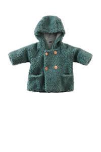 Z8 baby teddy winterjas Banka donkergroen, Donkergroen