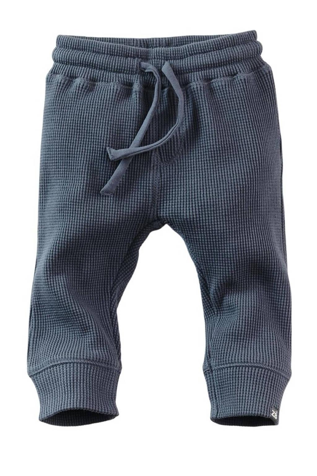 Z8 baby joggingbroek Dominic donkerblauw, Donkerblauw