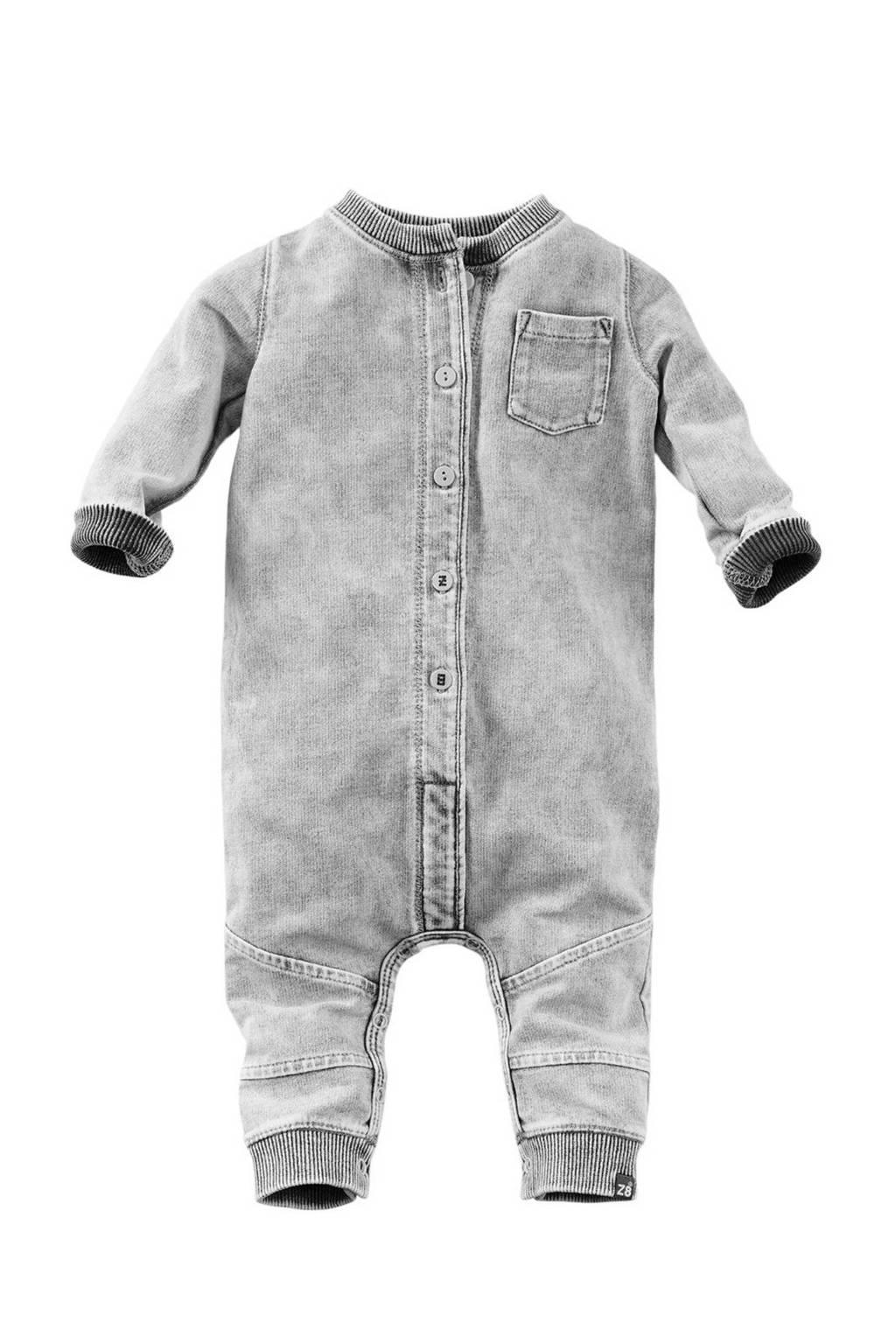 Z8 newborn baby boxpak Cuba grijs, Grijs