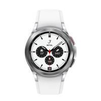 Samsung Galaxy Watch4 Classic 42mm smartwatch (zilver/wit)