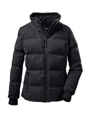 outdoor jas Kow 119 zwart
