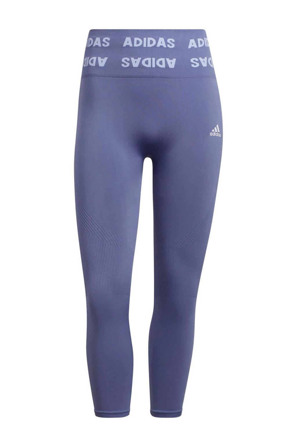 adidas Performance 7/8 sportlegging violet, Violet