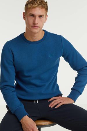 sweater  dark colbat marl