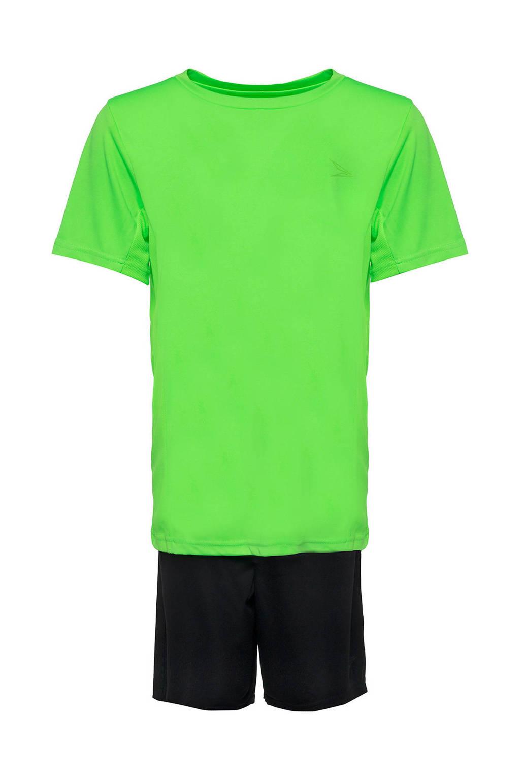 Scapino Dutchy   sportset groen/zwart, Groen/zwart