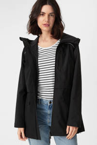 C&A waterproof jas zwart, Zwart