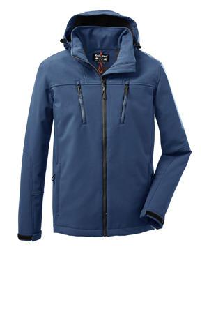 outdoor jas Kow 163 blauw