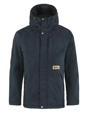 outdoor jas Vardag Lite donkerblauw