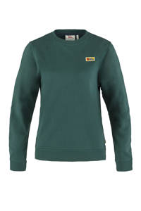 Fjällräven outdoor sweater Vardag groen, Groen