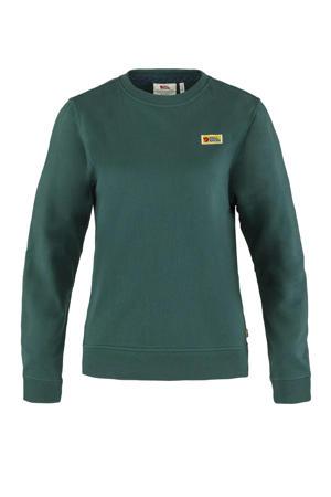 outdoor sweater Vardag groen
