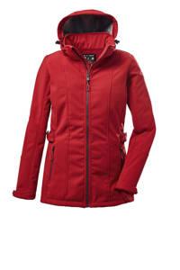 Killtec outdoor jas Kow 147 rood, Rood
