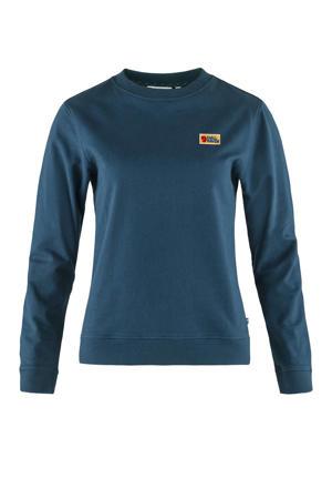 outdoor sweater Vardag petrol