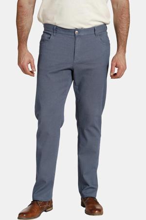 loose fit broek BARON IANTO Plus Size blauw