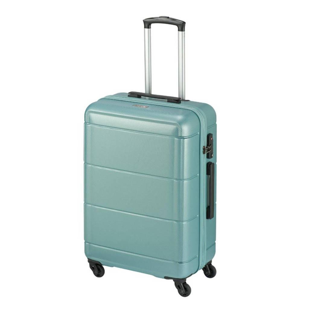Princess Traveller  trolley Macau M 65 cm. lichtblauw, Lichtblauw