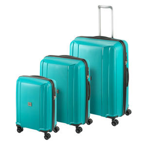 trolleyset Havana 3 stuks turquoise