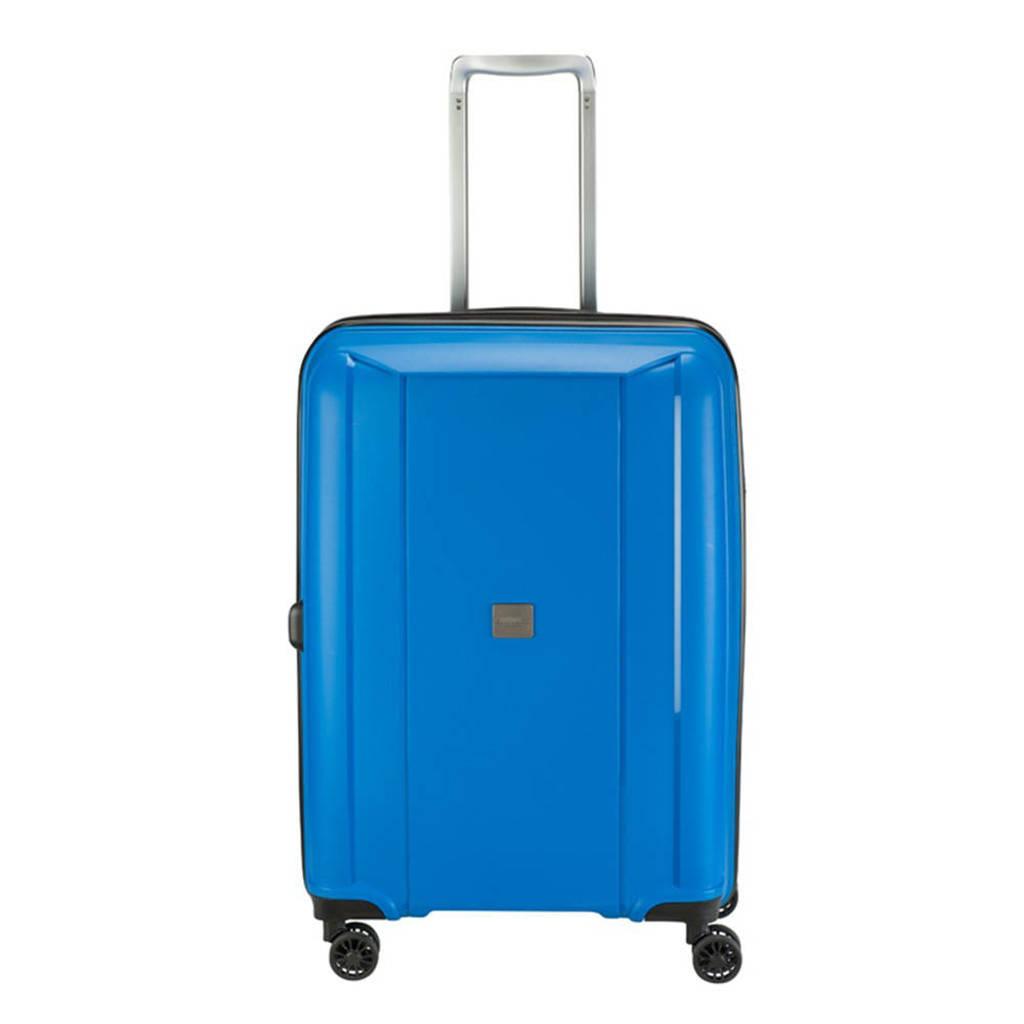 Princess Traveller  trolley Havana M 66 cm. blauw, Blauw