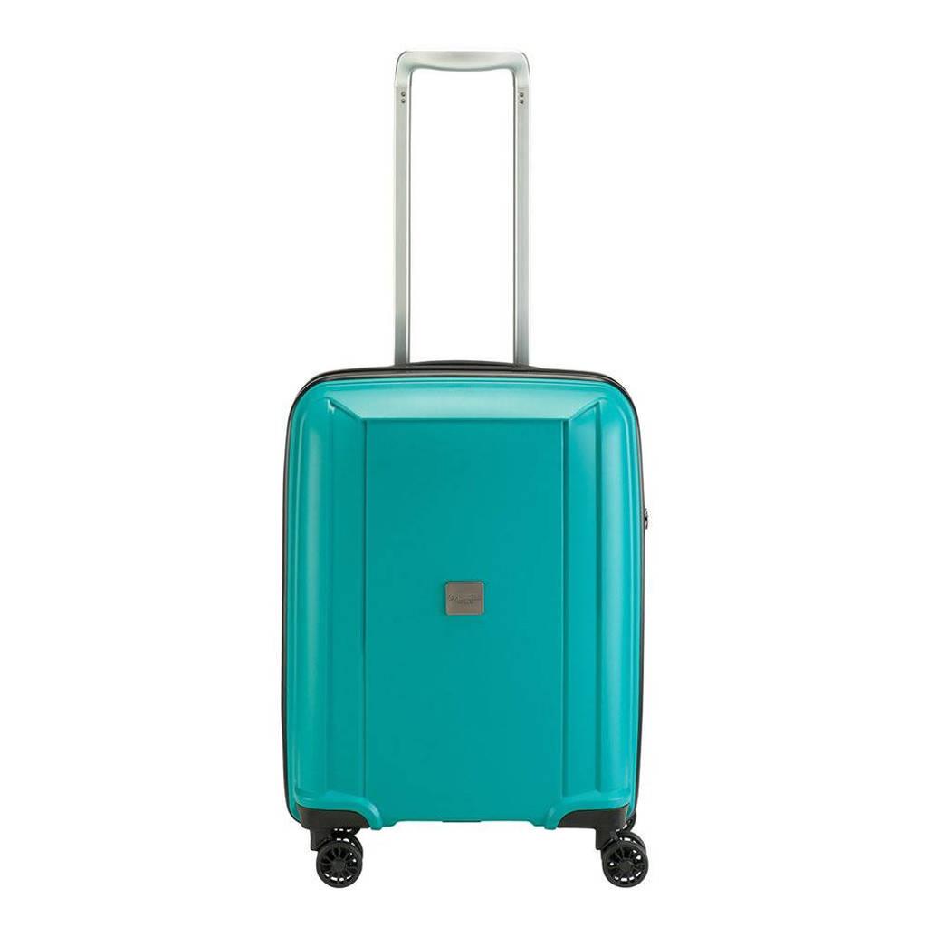 Princess Traveller  trolley Havana PP 55 cm. turquoise, Turquoise