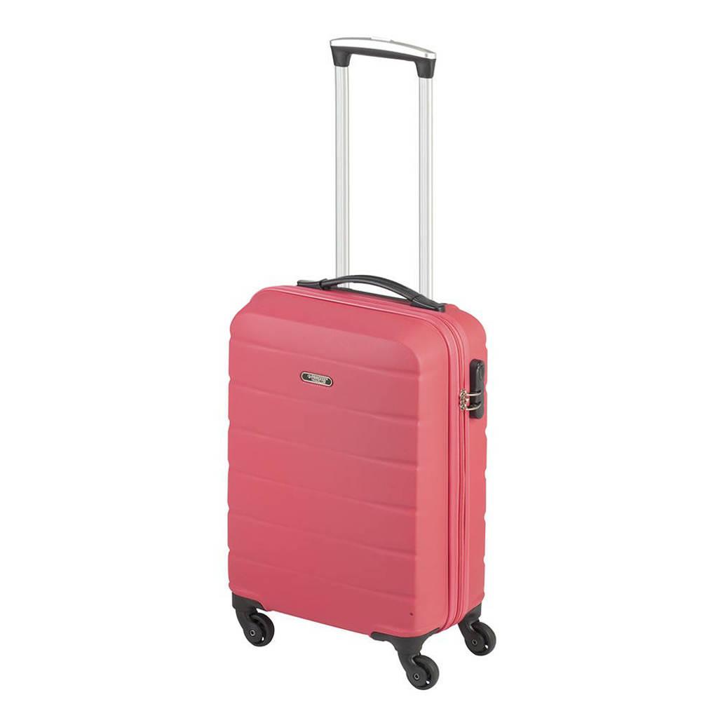 Princess Traveller  trolley Grenada S 55 cm. roze, Roze