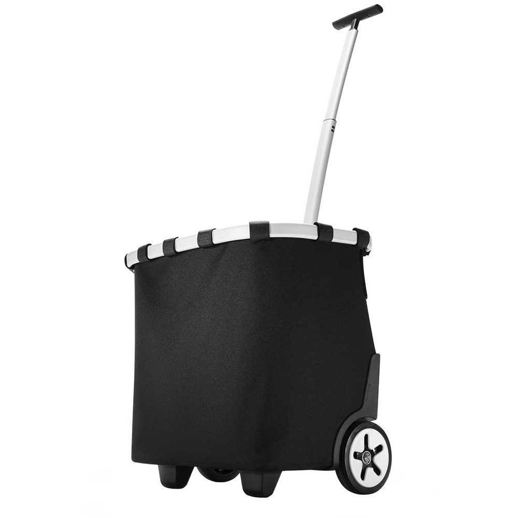 Reisenthel  boodschappentrolley Shopping Carrycruiser zwart, Zwart