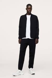 Mango Man vest zwart, Zwart